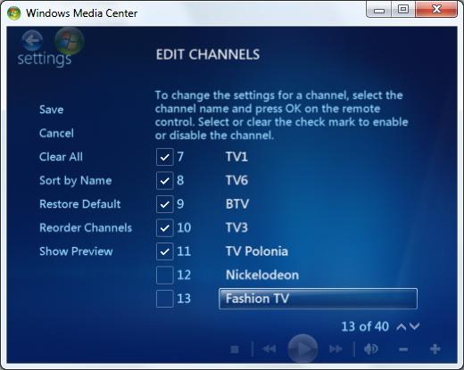 media center 4