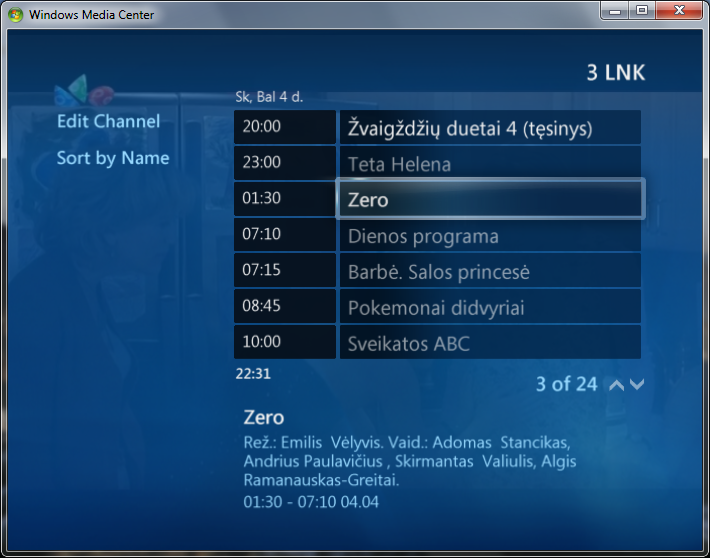 Šiuo metu LNK duoda į kaulus Viasat valdomiems TV3 bei TV6, netik